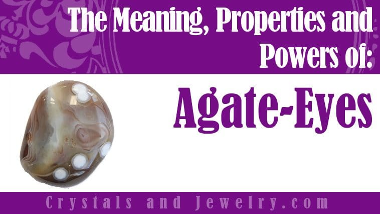 How to use Agate Eyes