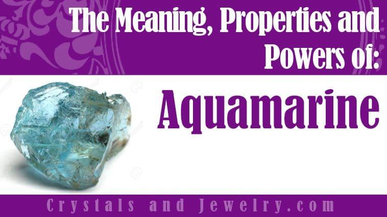 Is Aquamarine Lucky?