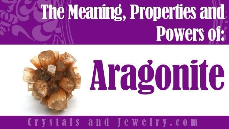The meaning of Aragonite