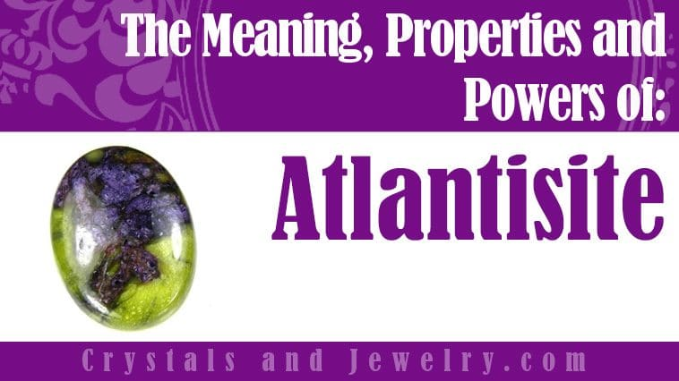 atlantisite for luck and wealth