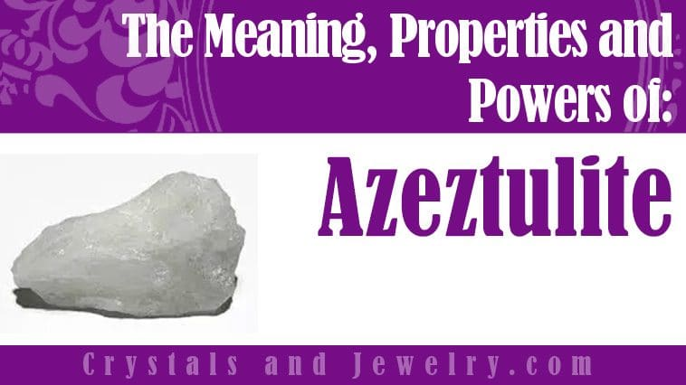 azeztulite for protection