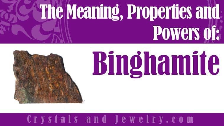 Is Binghamite Lucky?