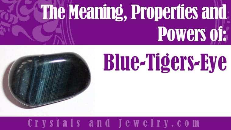 Is Blue Tigers Eye Lucky?