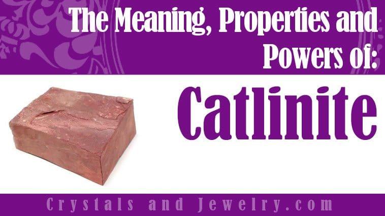 Is Catlinite Lucky?