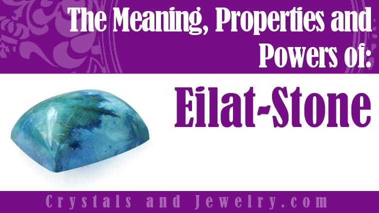 The meaning of Eilat Stone