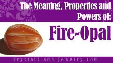 Is Fire Opal Lucky?