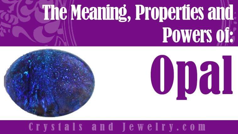 Is Opal Lucky?