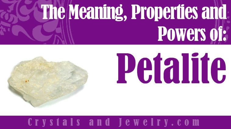 Is Petalite Lucky?