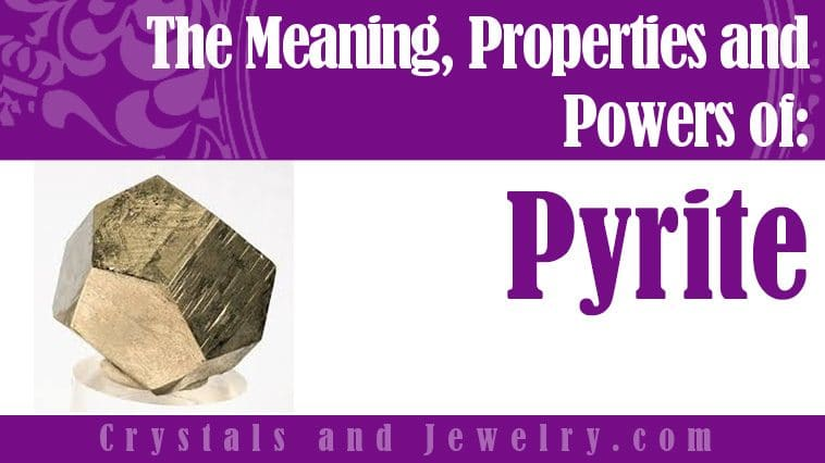 Is Pyrite Lucky?