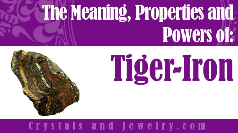 How to use Tiger Iron?