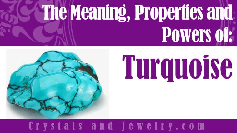 Turquoise properties and powers