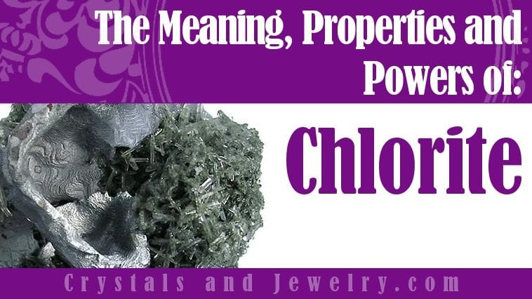 Is Chlorite Crystal Lucky?