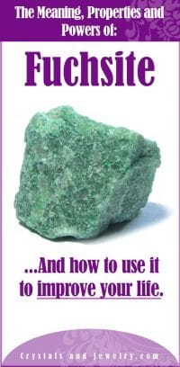 fuchsite meaning