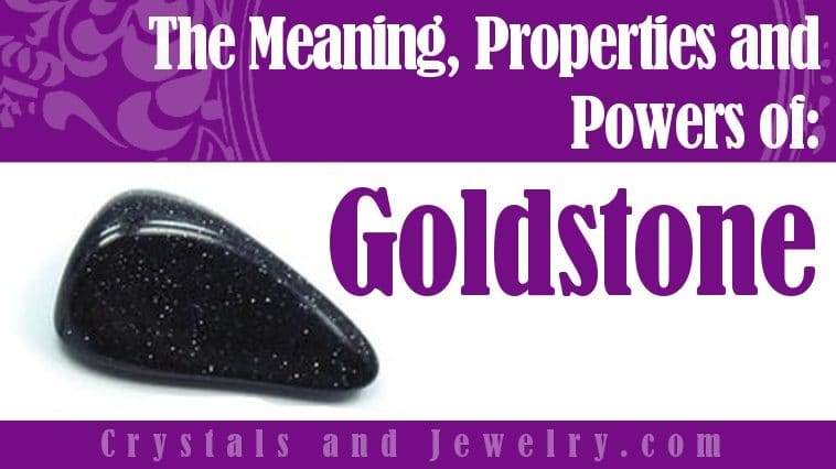 Goldstone for protection