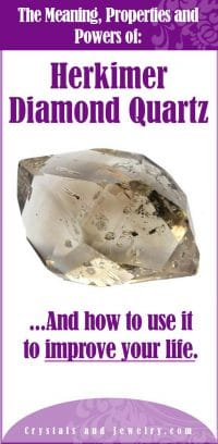 herkimer diamond meaning