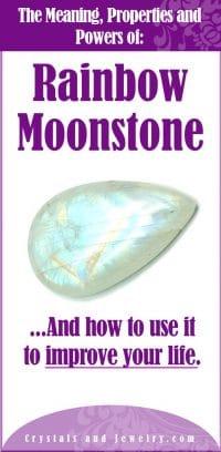 rainbow moonstone meaning