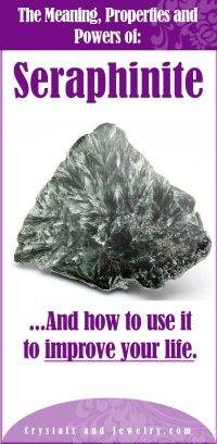 seraphinite meaning