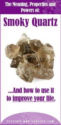 smoky quartz meaning