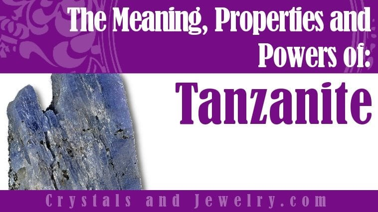 Is Tanzanite Lucky?