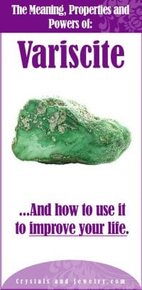 variscite meaning