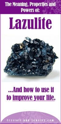 lazulite meaning