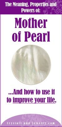 mother of pearl meaning