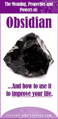 obsidian meaning