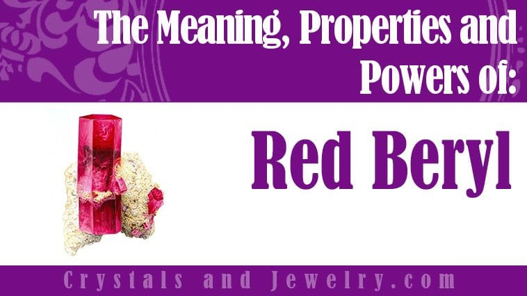 red beryl meaning