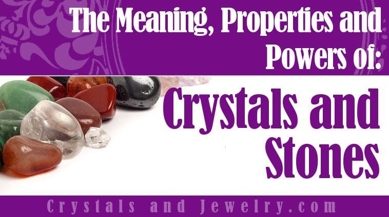 Crystals Stones for luck and wealth