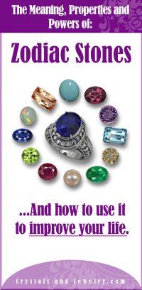 zodiac stones meaning