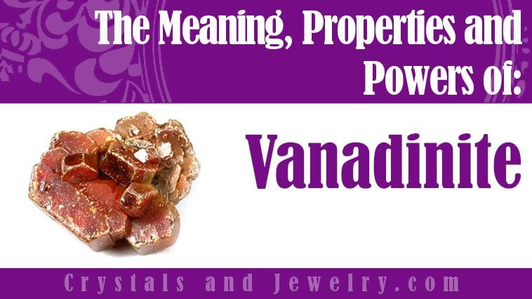 vanadinite meaning