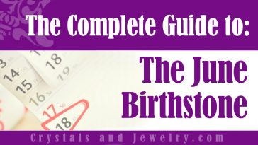 June Birthstone for protection