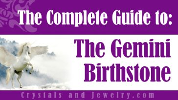 The meaning of Gemini Birthstone