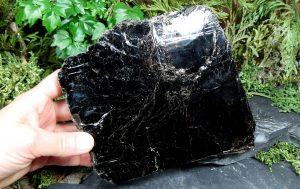 A divine piece of Biotite stone