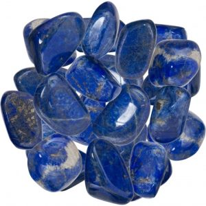 Lapis Lazuli is one stone used in crystal healing for shingles.