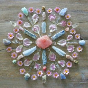 How to Use Crystal Grids