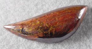 A piece of elegant Binghamite stone