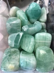 Example of Green-Calcite