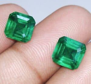 Beautiful Green Garnet beads