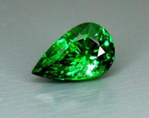 Green Garnet jewelry
