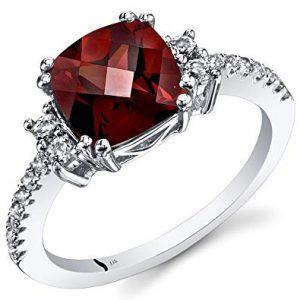 A beautiful Garnet ring