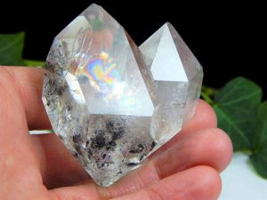 Amazing Herkimer Diamond jewelry