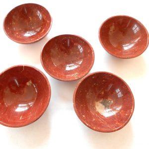 Red Jasper jewelry examples