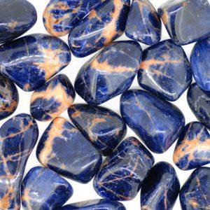 Sodalite stone example