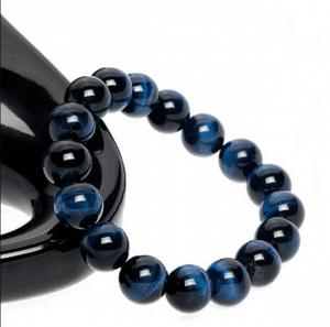 Beautiful Blue-Tigers-Eye bracelet