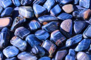 Lovely Blue-Tigers-Eye stones
