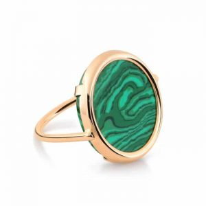 A Beautiful Malachite Ring