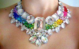 Beautiful Rainbow Crystal jewelry