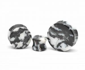 Elegant pieces of Zebra-Stone jewelry