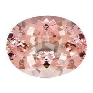 Morganite beads examples